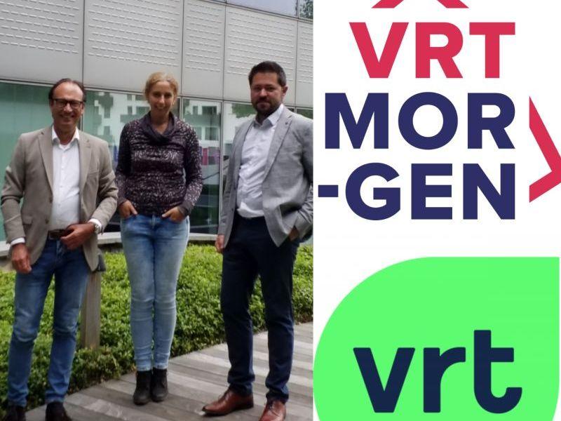 Nieuwbouw VRT-huis Brussel: uniek project, unieke aanpak