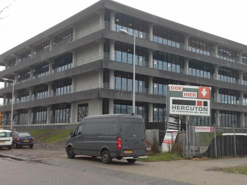 projectoptimalisatie Hercuton Imagewharf Amsterdam